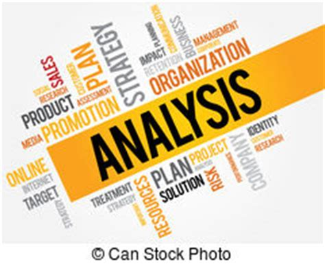 Analysis of data and report writing